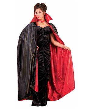 Reversible Adult Cape deluxe