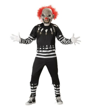 Psycho Clown Adult Costume