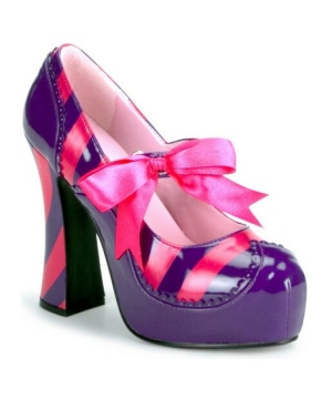 Cheshire Cat Shoes - Adult Shoes
