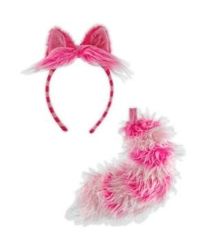 Cheshire Cat Set Costume Accessory