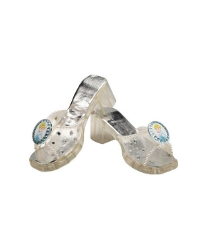 Cinderella Jelly Shoes - Child Shoes deluxe