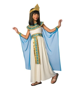 Cleopatra Costume - Egyptian Kids Costume