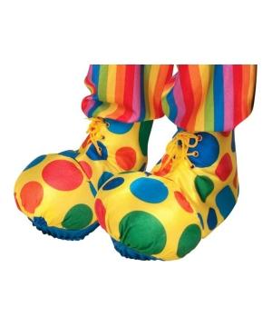 Clown Shoe Adult Covers