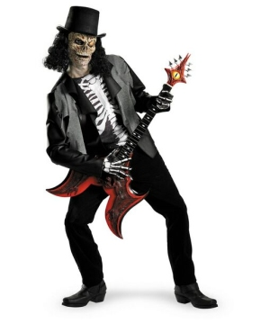 Cryptic Rocker Mens Costume