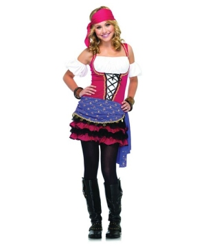 Crystal Ball Gypsy Teen Costume