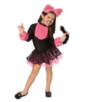 Cutie Cat Costume - Kids Costume