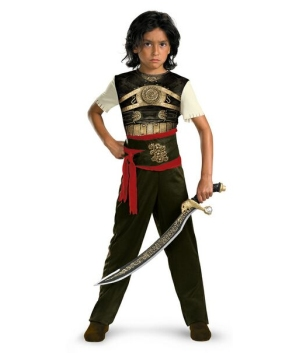 Dastan Kids Costume