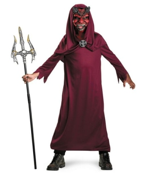 Devilish Fiend Boys Costume