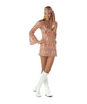 Disco Dolly Teen Costume