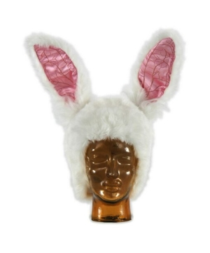 White Rabbit Adult Costume Accessory