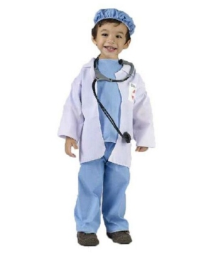 Doctor Costume - Toddler Costume
