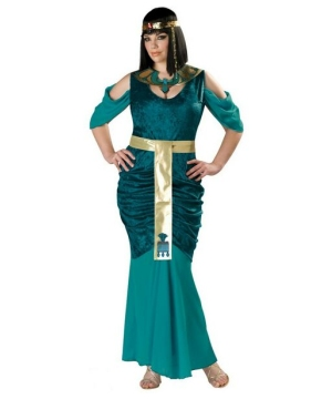 Egyptian Jewel plus size Women's Costume