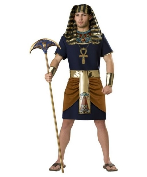 Egyptian King Men Costume