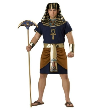 Egyptian Man Costume - Adult plus size Costume
