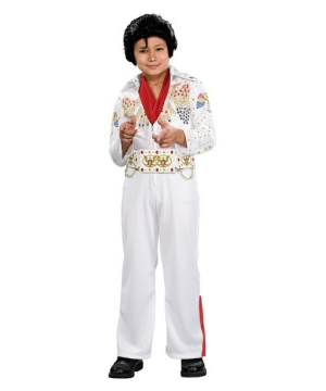 Elvis Costume - Child Costume - deluxe