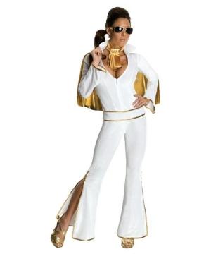 Elvis Presley Womens Costume