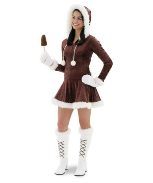 Eskimo Cutie Pie Teen Costume