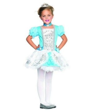 Fairytale Princess Girls Costume