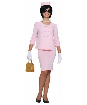 Fashionable First Lady Costume - Adult Costume