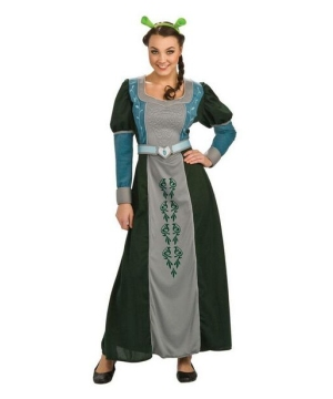 Princess Fiona Womens Costume