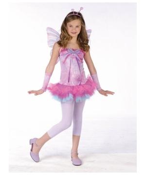 Fluttery Butterfly Costume - Kids Costume