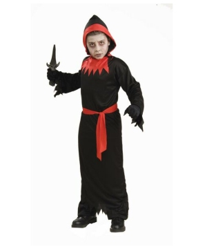 Horror Robe Costume - Kids Costume