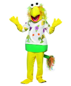 Fraggle Rock Wembly Adult Costume
