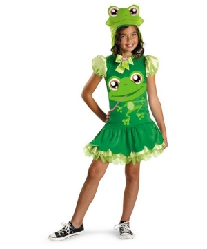 Littlest Pet Shop Frog Kids Costume