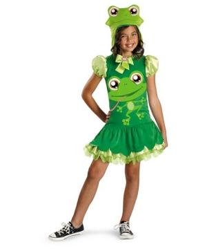 Littlest Pet Shop Frog Kids Costume