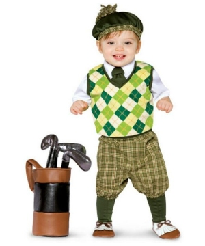 Future Golfer Baby Costume
