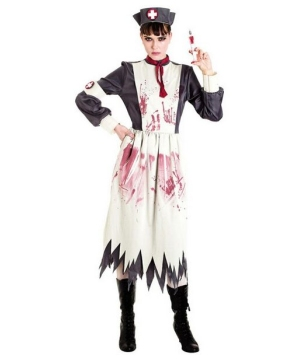 Ghost Stories Nurse Mercy Costume - Adult Costume