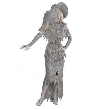 Ghostly Gal Women Costume