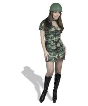 Gi Gal Women Costume
