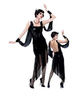 Glamour Flapper Women's Costume