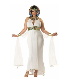 Goddess of the Nile Costume - plus size Egyptian Costume