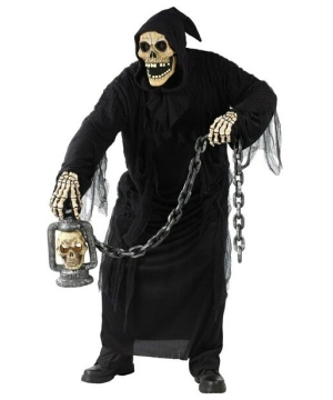 Grave Ghoul Men plus size Costume