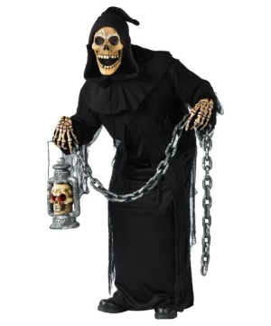 Grave Ghoul Costume - Adult Costume