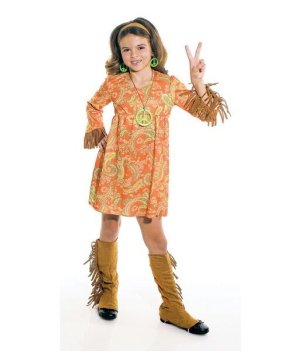 Groovy Kid Costume - Kids Costume