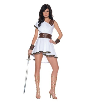 Olympia Guardian Women Costume