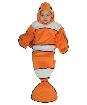 Guppy Bunting Baby Costume