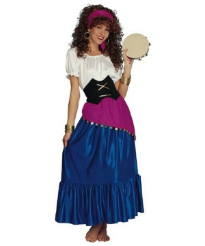 Gypsy Tavern Adult Costume