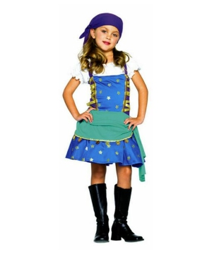 Gypsy Princess Kids Costume
