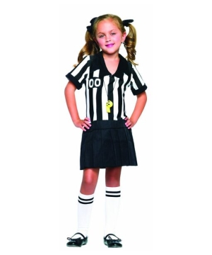 Half Pint Referee Kids Costume