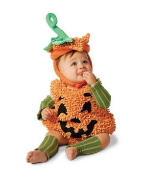 Happy Pumpkin Baby Costume