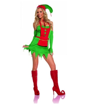 Holiday Helper Women's Costume