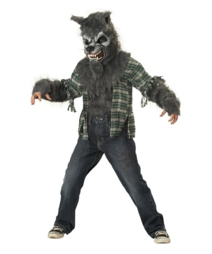 Howling At the Moon Costume - Kids Costume