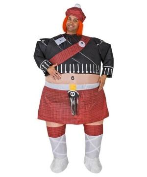 Inflatable Highlander Adult Costume