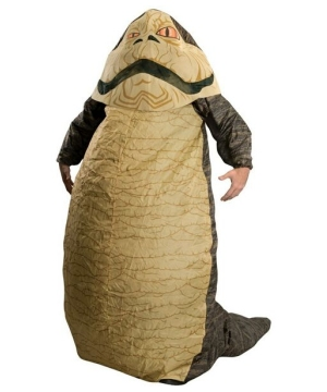Jabba the Hutt Inflatable Star Wars Adult Costume