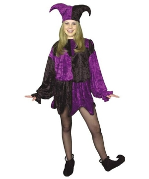 Jester Adult plus size Costume