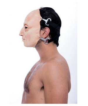 Jig Saw Mask - Adult Accessory